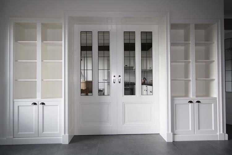 Kamer en suite deuren schuifseparatie plaatsen werkspot - Scheiding tussen twee kamers ...
