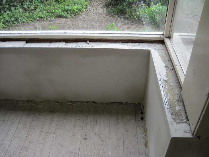vensterbank plaatsen werkspot