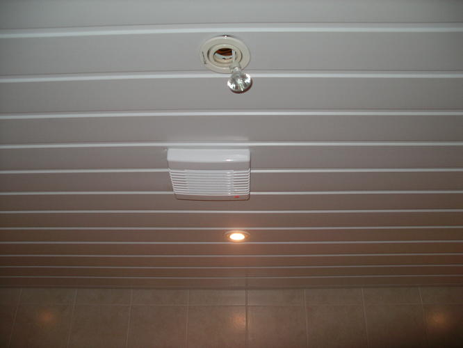 spotjes vervangen in verlaagd plafond badkamer - Werkspot