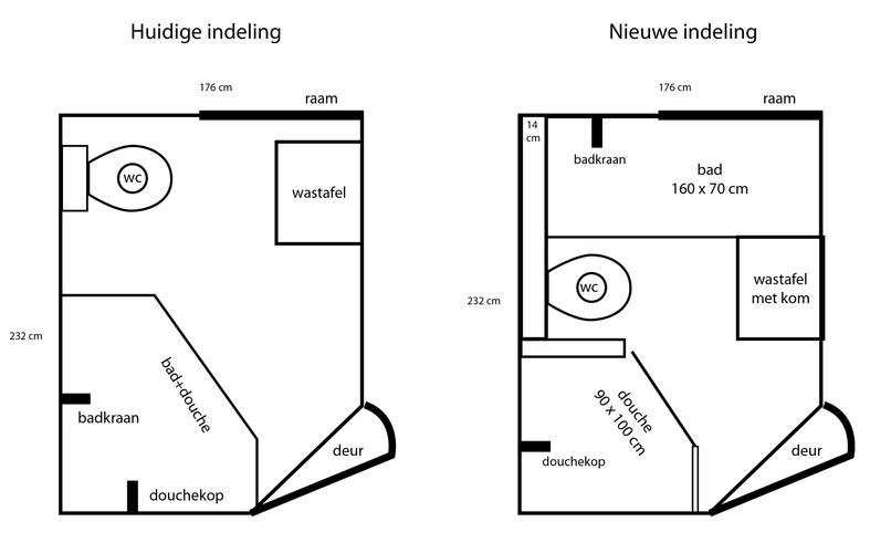 Wc Badkamer Verplaatsen – devolonter.info