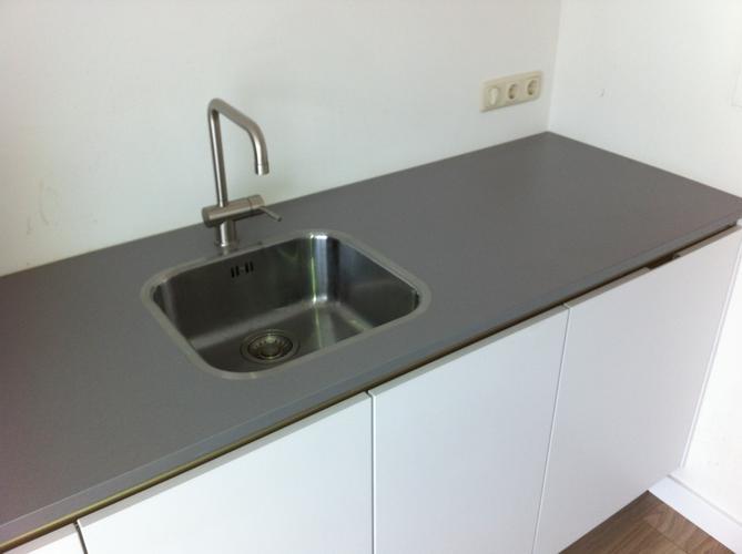 Aanrecht Nieuwe Keuken Afkitten Ong 4m2 Werkspot