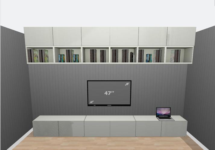 Ikea Zwevende Kast : Zwevende vitrinekast beautiful zwevend tv meubel mdf wit dit