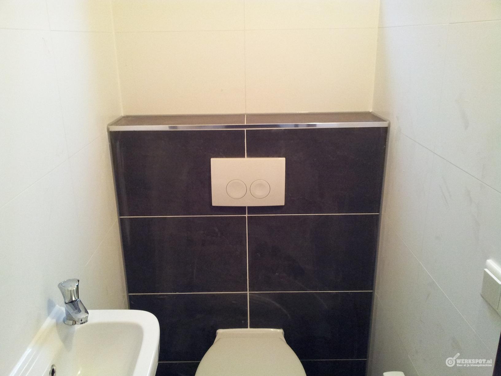 Badkamer Betegelen Kosten : Wc betegelen kosten