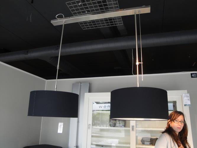 Ophangen Lamp Boven Eettafel Werkspot