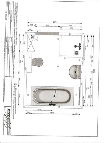 Plaatsen badkamer en toilet (nieuwbouw) - Werkspot