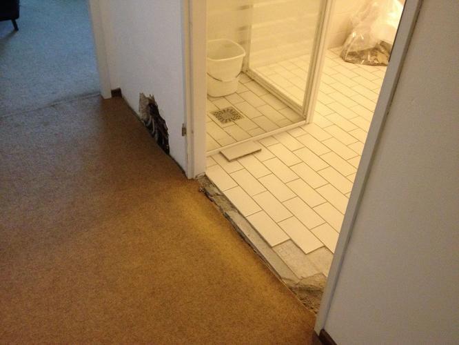 Dorpel Badkamer Holonite : Dorpel badkamerdeur u2013 mdf lakken hoogglans