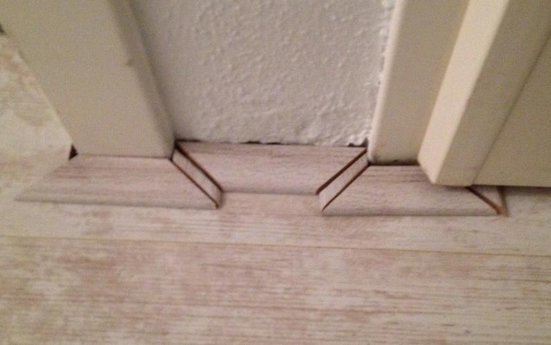 Tapijt Laminaat Direct : Overgang laminaat tapijt: ≥ berry alloc deco ebony bruin laminaat