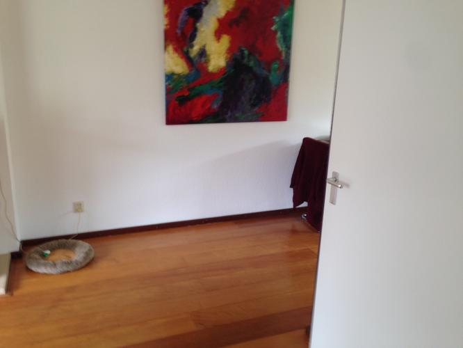 35m2 hard houten vloer robijn 18 5cm schuren stoppen 3x lakken s