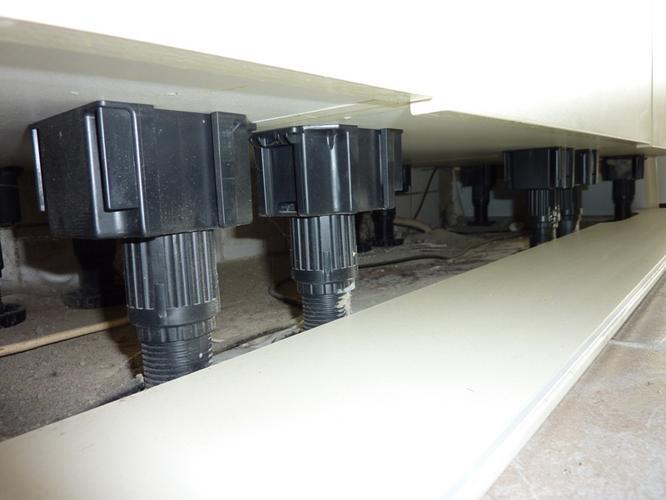 Plint keuken terugplaatsen werkspot