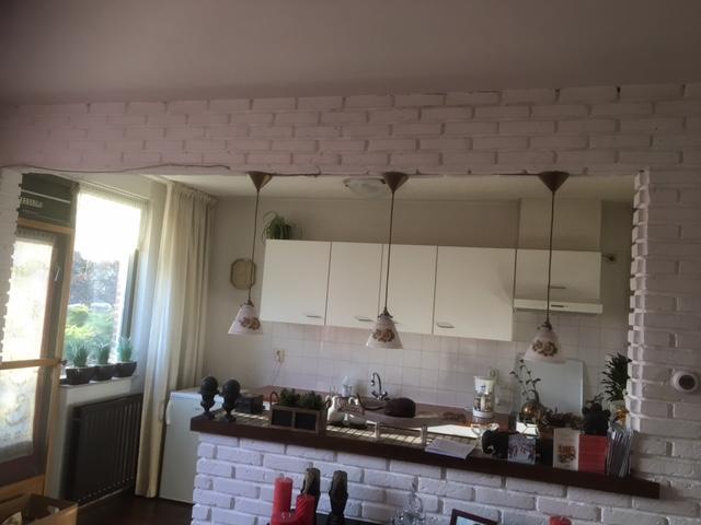 Afbikken steenstrips woonkamer ca 12 m2 werkspot for Steenstrips woonkamer