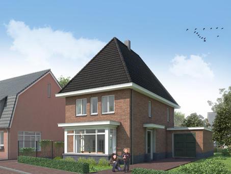 Huis Laten Bouwen : Compleet huis laten bouwen inclusief garage. werkspot