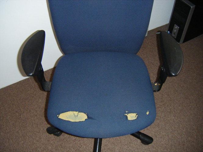 Bureaustoel Opnieuw Stofferen.3x Bureaustoel Stofferen Werkspot