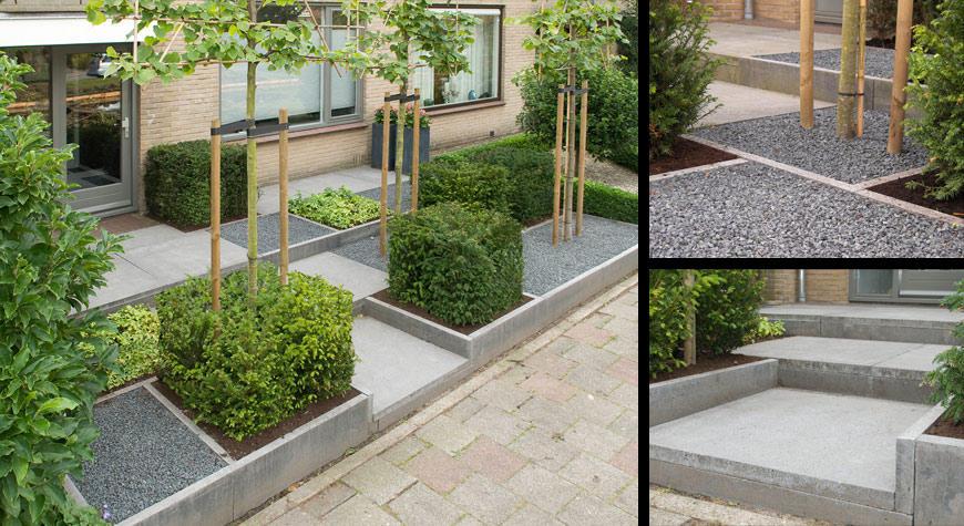 Tuin Aanleggen Voorbeelden : Aanleggen voortuin meter werkspot