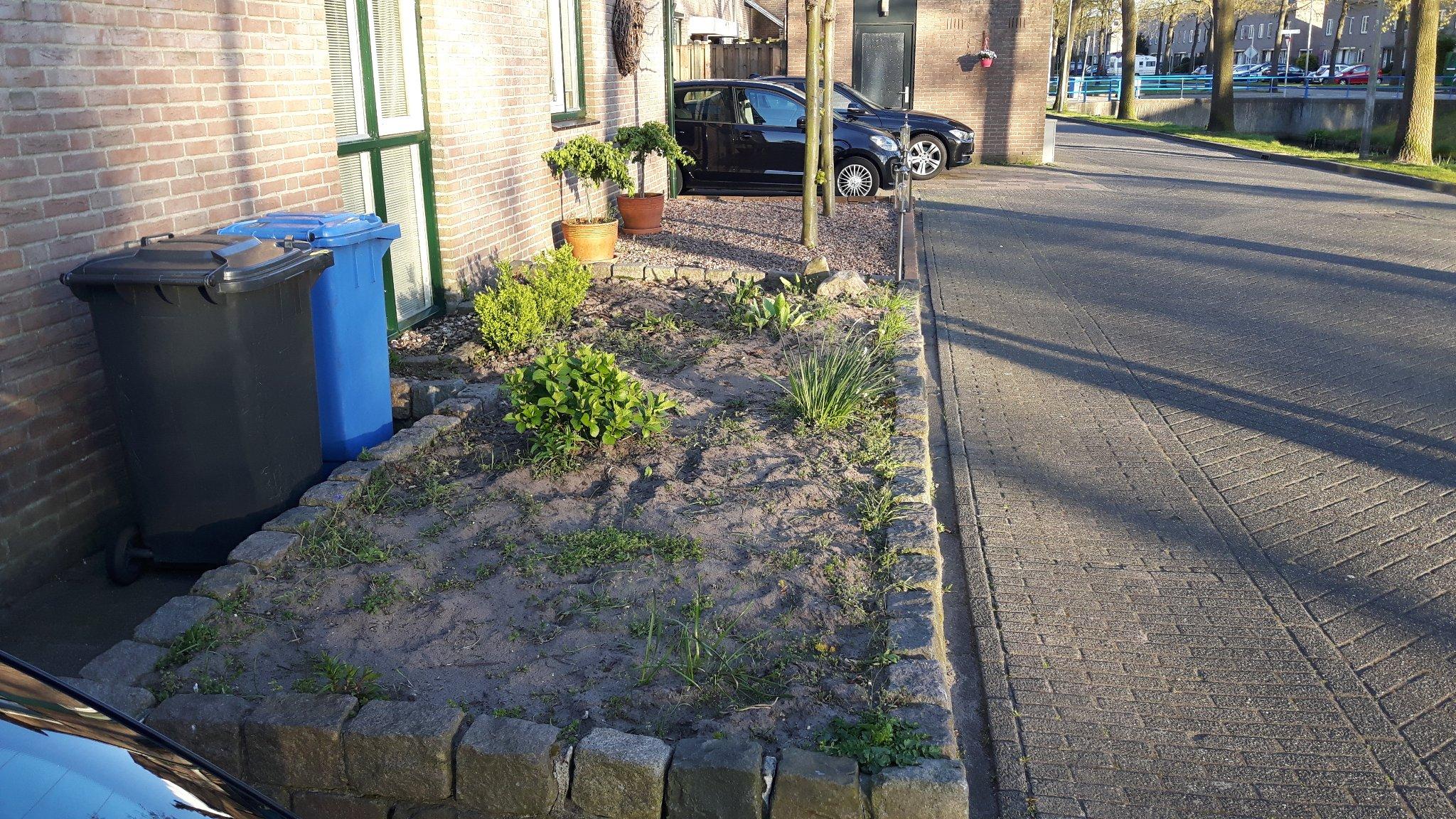 Tuin Zand Afvoeren : Tuin uitgraven en zand afvoeren werkspot