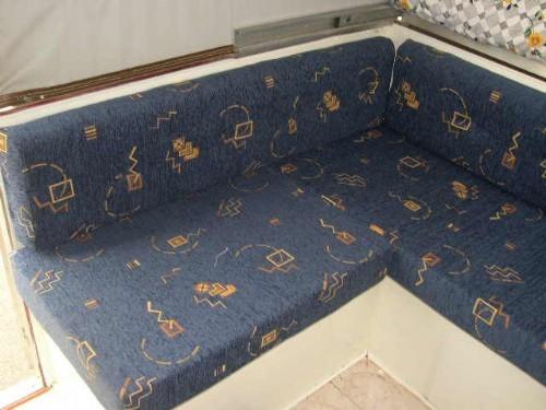 Caravan Kussens Bekleden : Meubelstofferen caravankussens bekleden werkspot