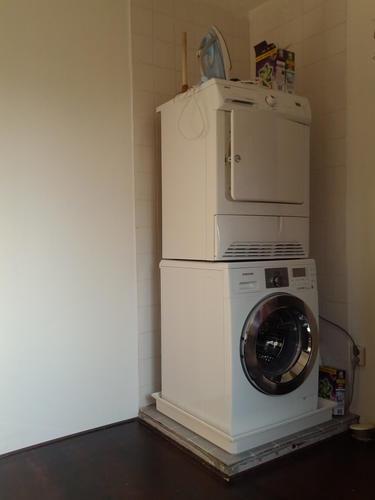 Kast Om Wasmachine En Droger Werkspot