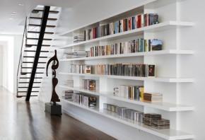 Planken Op Maat.Boekenwand Planken Op Maat Werkspot