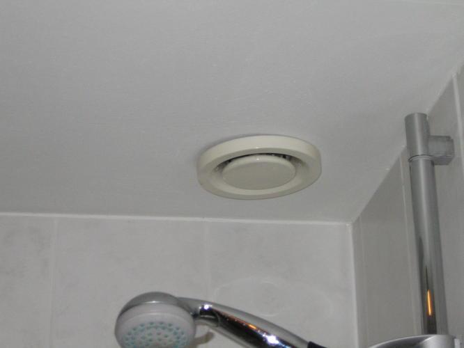 Elektrische ventilator badkamer plaatsen - Werkspot