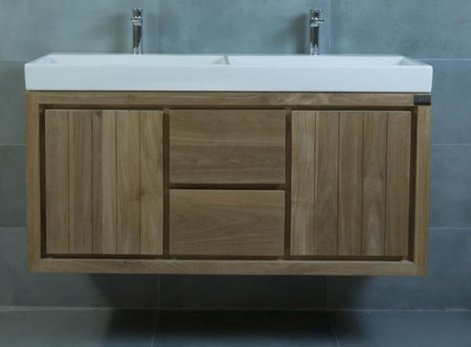 Bevestigen douchewanden badkamermeubel en spiegel werkspot
