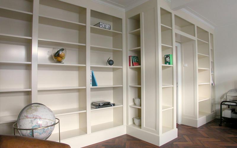 Timmerman gezocht voor boekenkast mdf - Werkspot