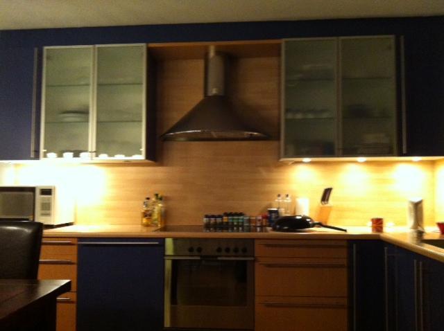 Spotjes keuken vervangen werkspot