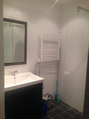 Toilet stucen (normaal glad) & badkamer stucen (cement/ beton ...