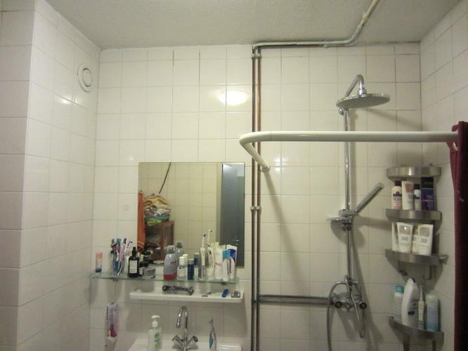 Slopen badkamer en wc en afvoeren materialen - Werkspot
