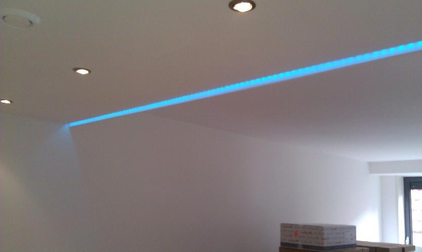 Led Verlichting Woonkamer Plafond. Cool Led Verlichting Woonkamer ...