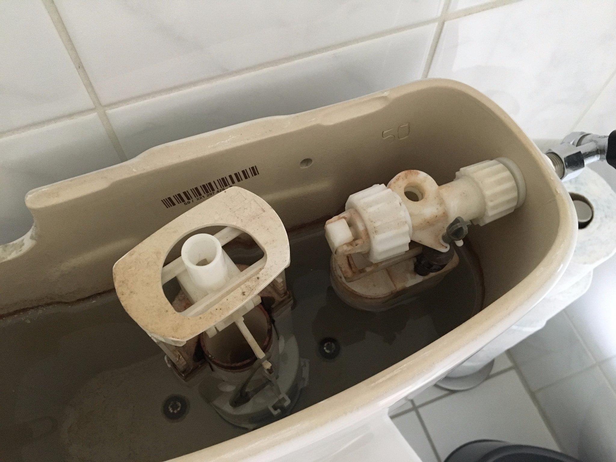 Binnenwerk Spoelbak Toilet : Toilet reparatie binnenwerk spoelbak werkspot