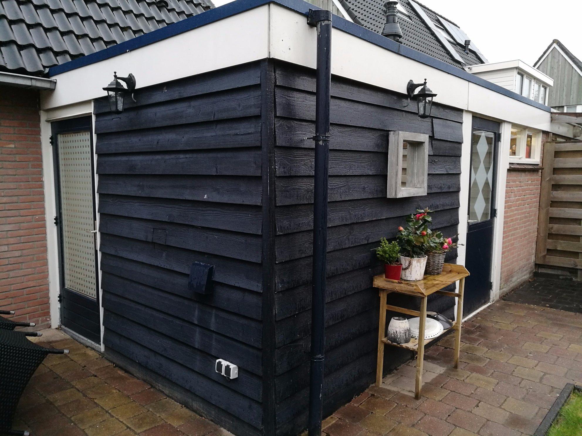 Schilderen buiten binnen en behangen werkspot for Kostprijs behangen per m2