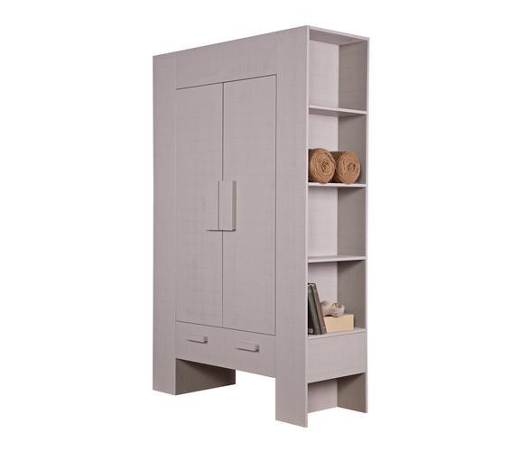 1 inbouwkast schuifdeuren 2 40bx2 78h en 1 kast gedeeltelijk hoog e werkspot - Kledingkast en dressoir ...
