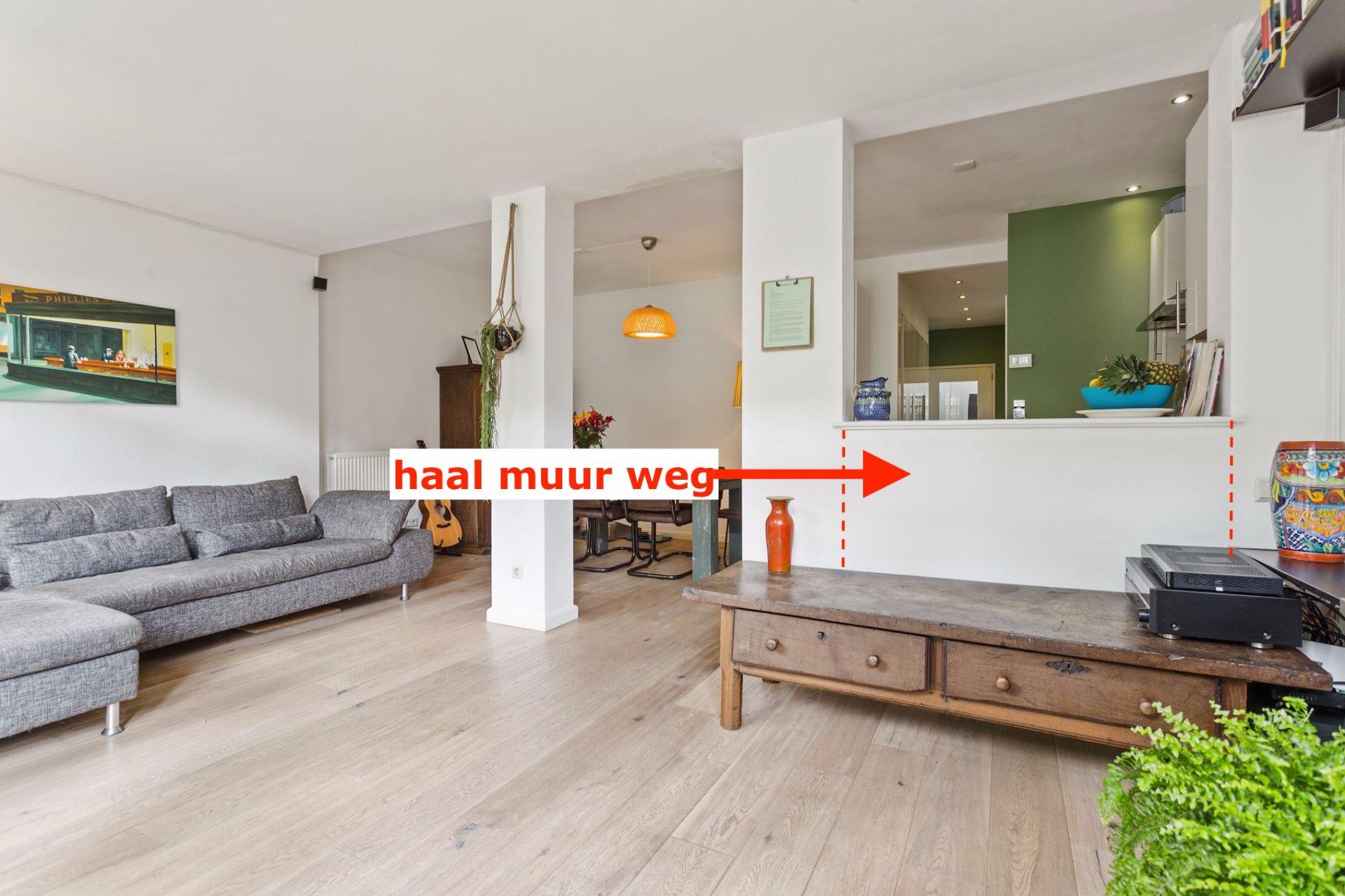 Optimalisatie Ruimte Woonkamer-Keuken-Eetkamer - Werkspot
