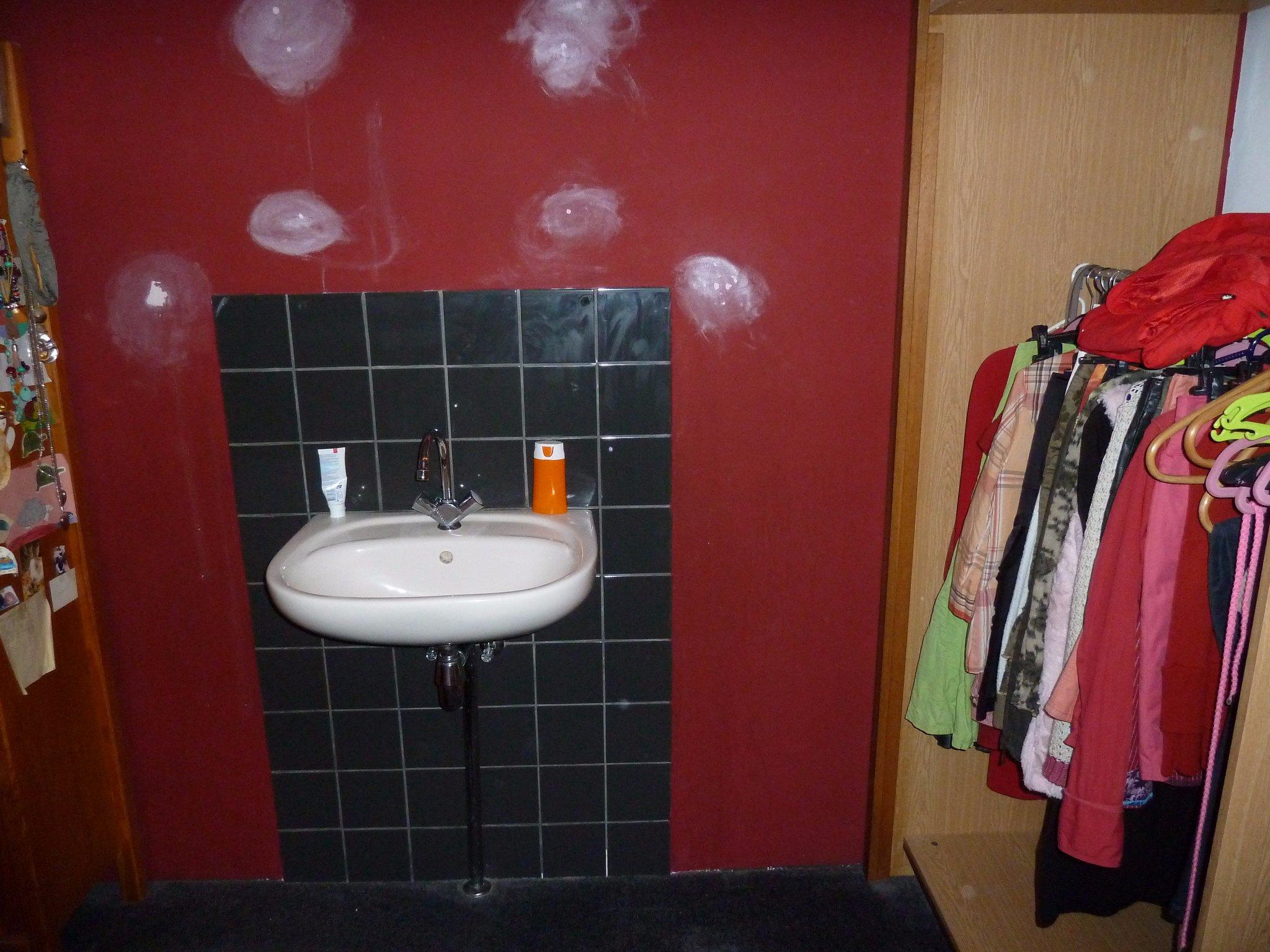 Wastafel verwijderen slaapkamer - Werkspot