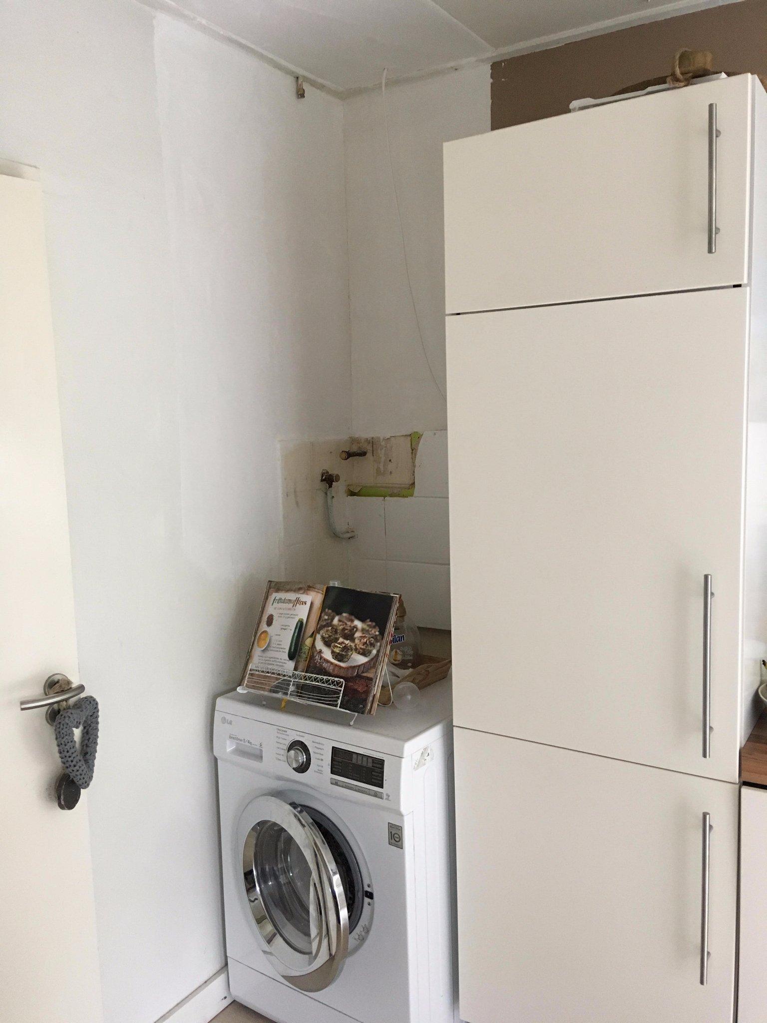 Kast Boven Wasmachine Maken Werkspot