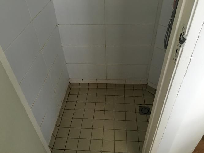 Tegels Badkamer Uitbreken : Badkamer renovatie: uitbreken en verplaatsen muur betegeling eruit
