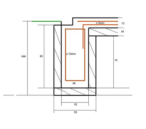 Advies constructieberekening fundering werkspot for M2 trap berekenen