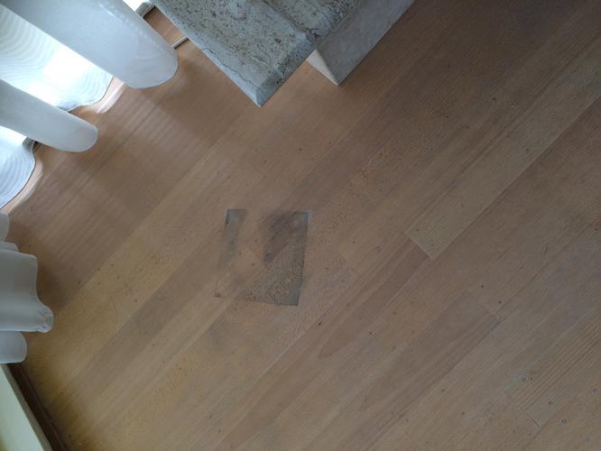 Reparatie houten vloer werkspot