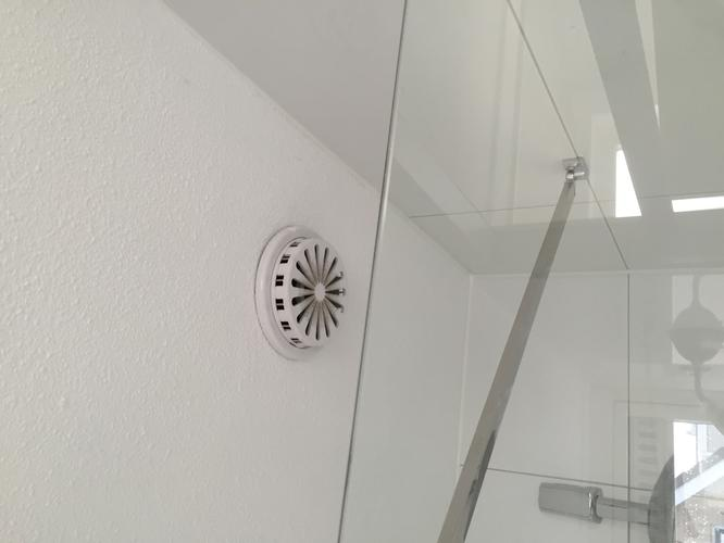 afzuiger/ ventilatie in douche kapot - werkspot, Badkamer