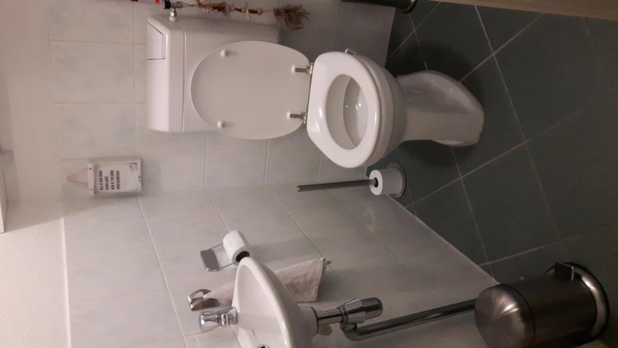 Staand Toilet Vervangen : Gang en toiletruimte betegelen staand toilet vervangen door