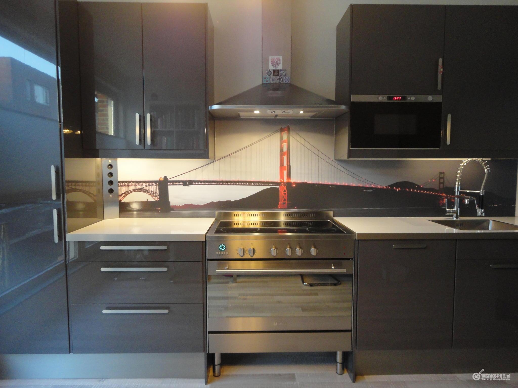 Wand Ikea Keuken : Ikea keuken montage incl schiereiland werkspot