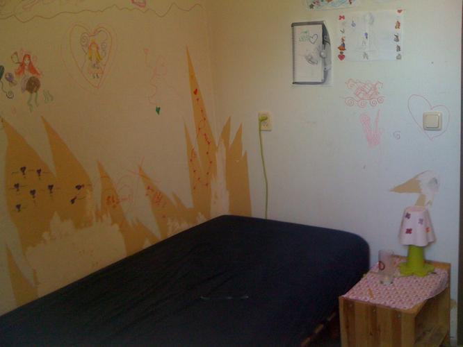 Behang verwijderen en kamer stuken werkspot for Behang kamer