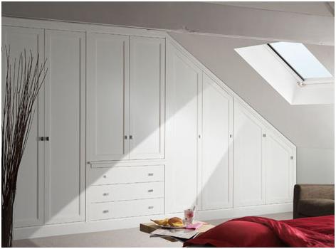 Ikea kasten onder plafond inspiratie het beste interieur - Mezzanine onder het dak ...