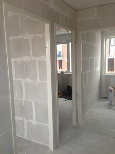 Muren behangklaar maken 47m2 werkspot for Behangklaar