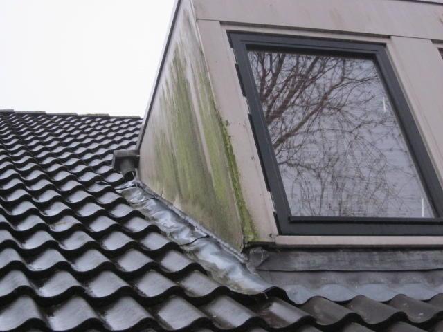 Bekend Boeidelen dakkapel, dakleer en lood vervangen - Werkspot DE33