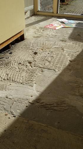 Top Betonvloer Verwijderen Prijs EL33