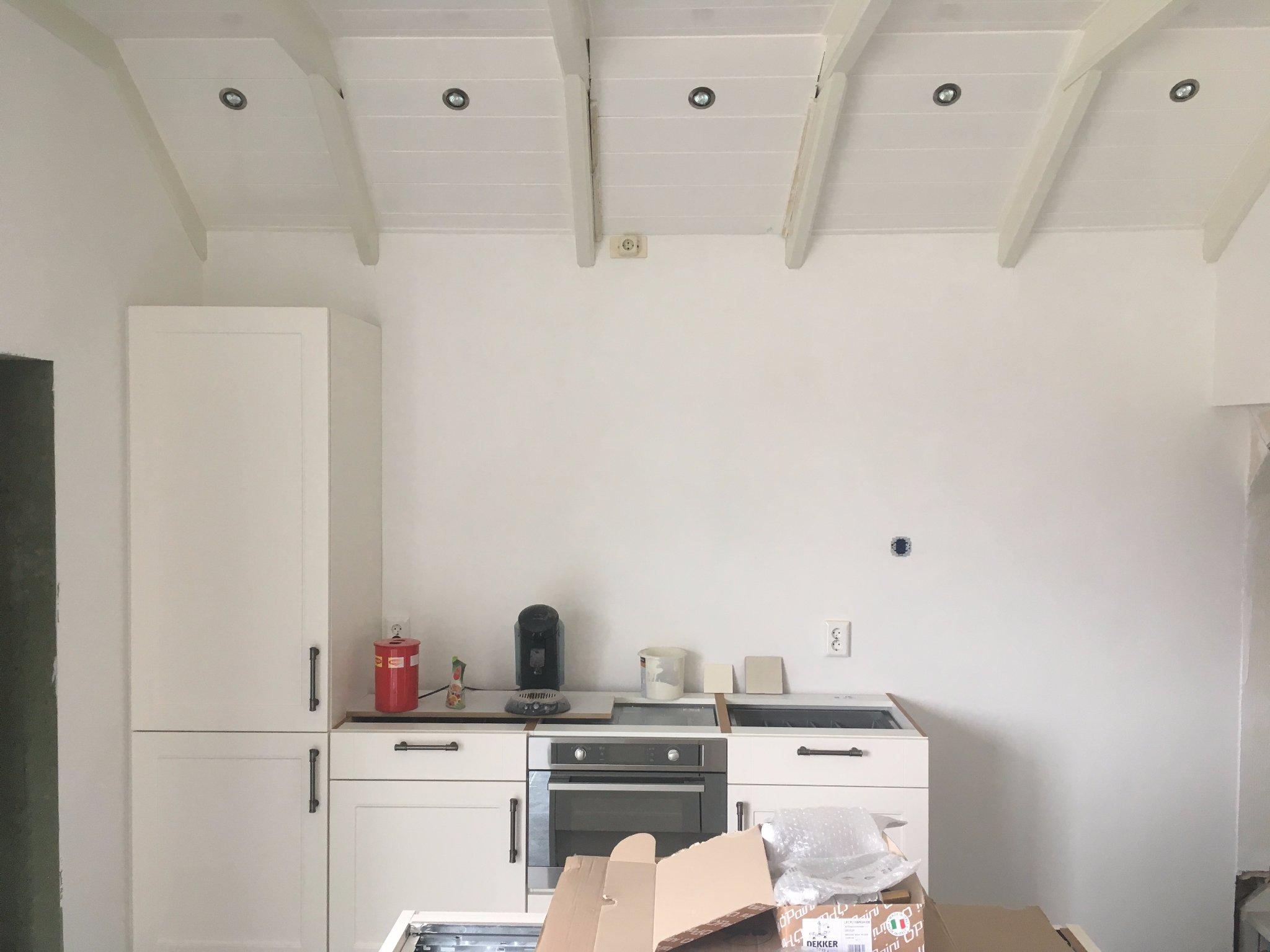 Schouw Keukens Almere : Afzuigkap schouw keuken werkspot