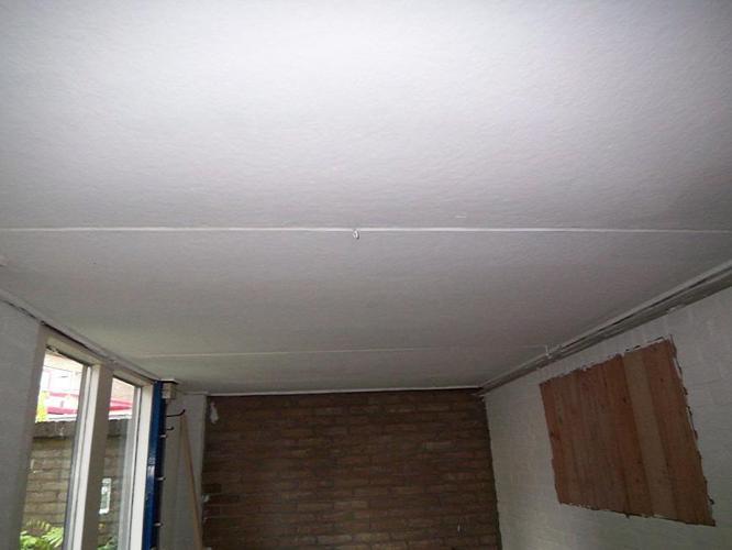 Geliefde Zachtboard plafond vervangen door gipsplaten - Werkspot CO32