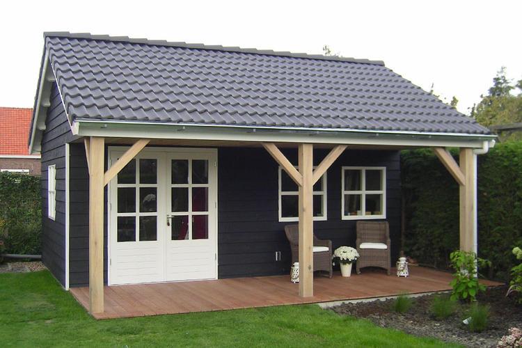Stenen Garage Prijs : Stenen schuur bouwen in almere werkspot