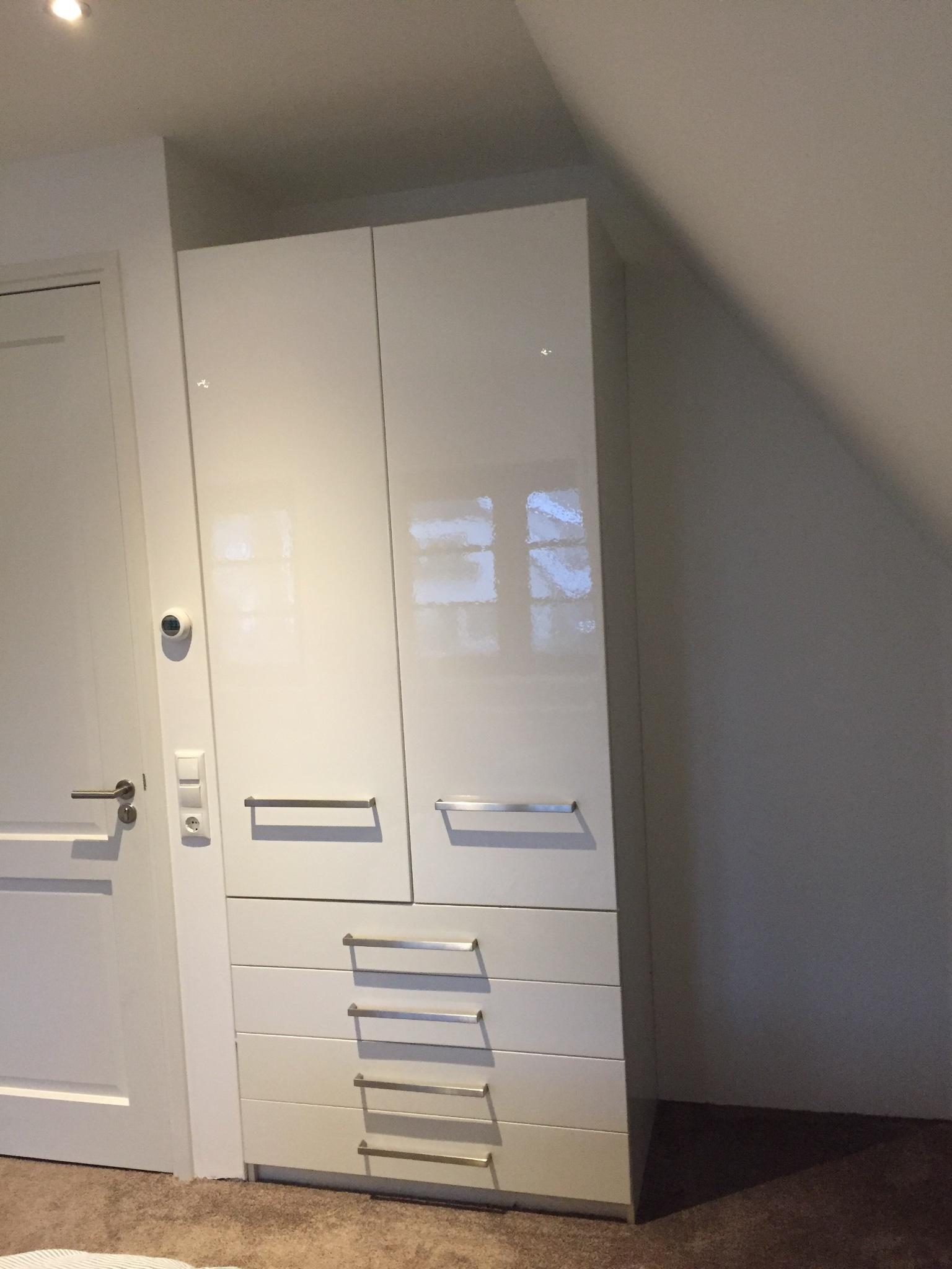 Ikea Pax Kast Maken Onder Schuin Plafond Werkspot