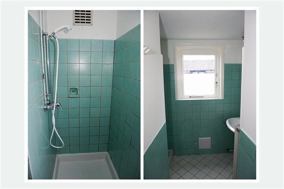 Betegelen Kleine Badkamer : Wand tegels zetten kleine badkamer werkspot